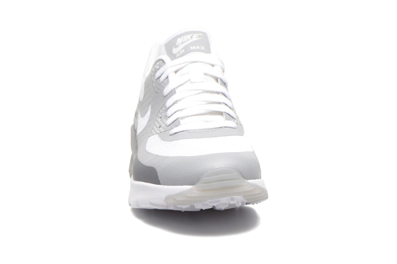 Baskets Nike W Air Max 90 Ultra Br Blanc vue portées chaussures