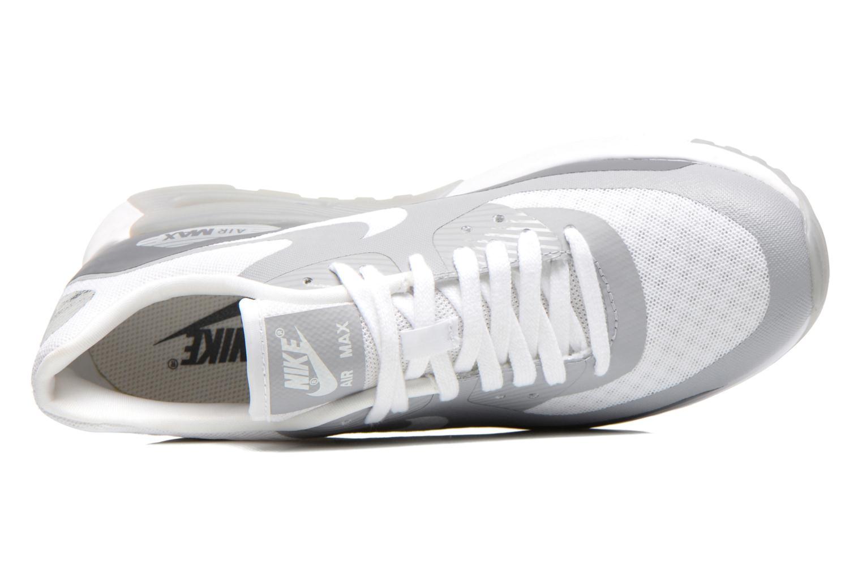 Baskets Nike W Air Max 90 Ultra Br Blanc vue gauche