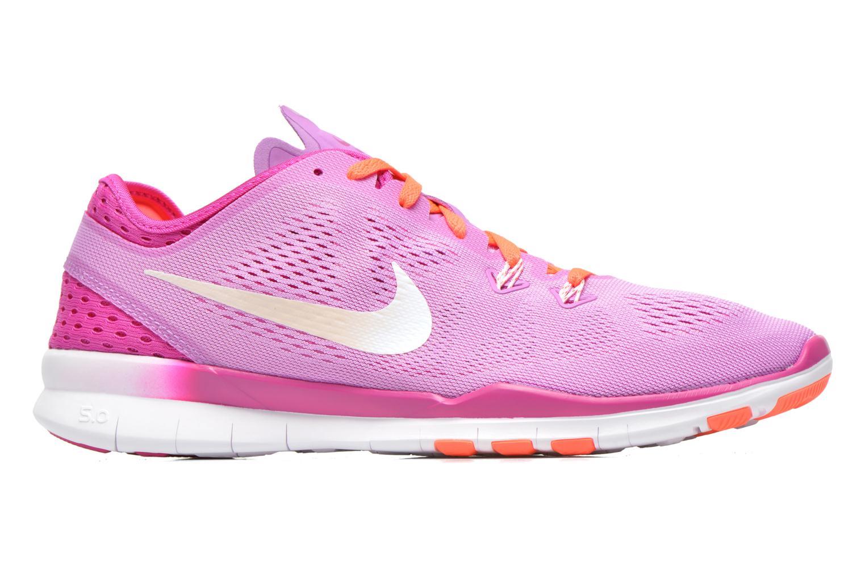 Chaussures de sport Nike W Nike Free 5.0 Tr Fit 5 Brthe Violet vue derrière