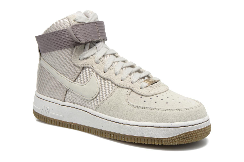 Grandes descuentos últimos zapatos Nike Wmns Air Force 1 Hi Prm (Beige) - Deportivas Descuento