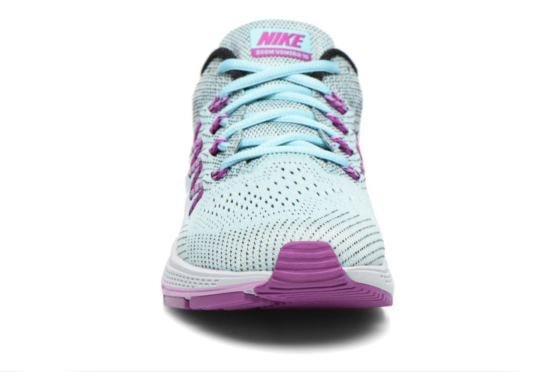 Chaussures de sport Nike Wmns Nike Air Zoom Vomero 10 Bleu vue portées chaussures