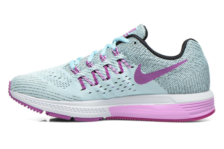 Sportschuhe Nike Wmns Nike Air Zoom Vomero 10 blau ansicht von vorne