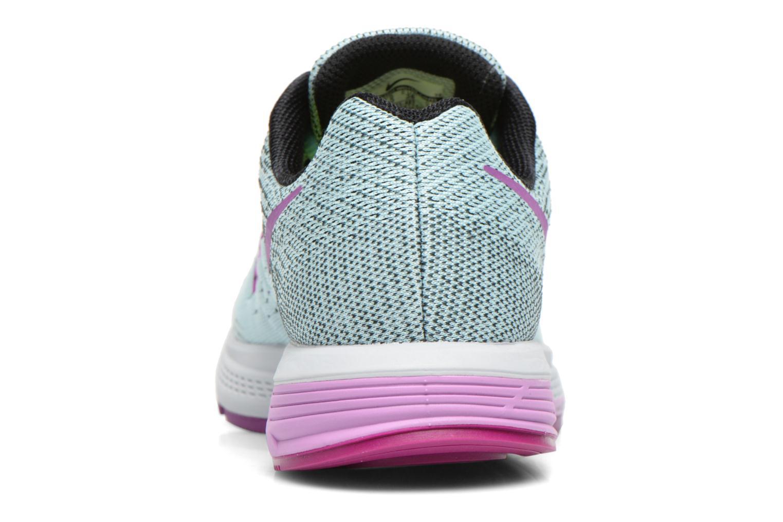 Chaussures de sport Nike Wmns Nike Air Zoom Vomero 10 Bleu vue droite