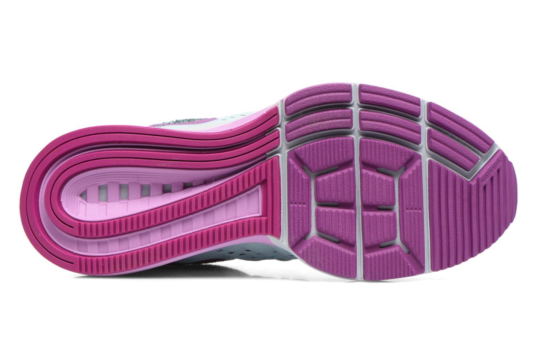 Sportschuhe Nike Wmns Nike Air Zoom Vomero 10 blau ansicht von oben