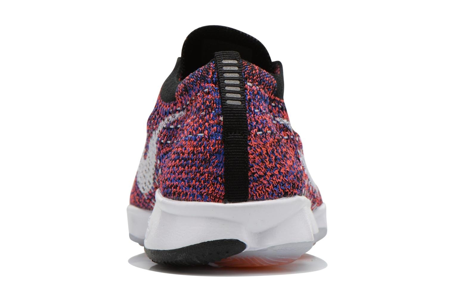 Wmns Nike Flyknit Zoom Agility Bright Crimson/White-Black
