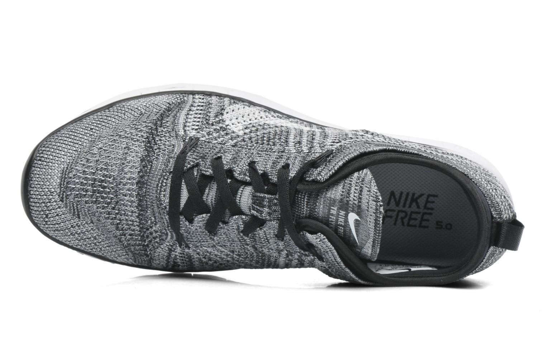 Wmns Nike Free Tr Flyknit Black/White-Wolf Grey