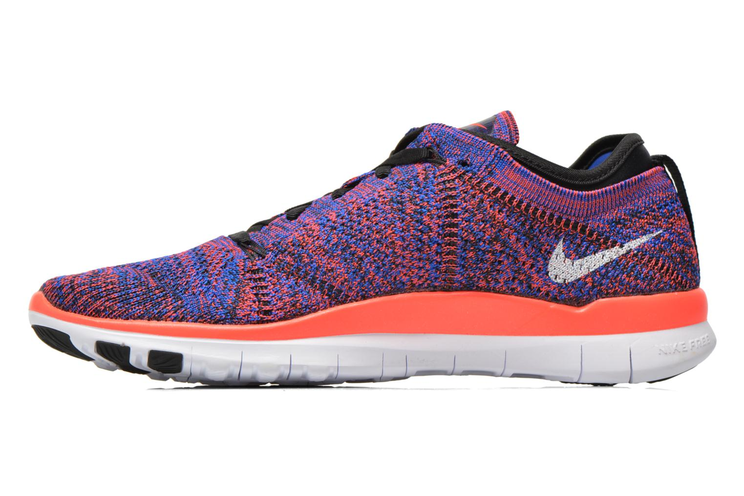 Chaussures de sport Nike Wmns Nike Free Tr Flyknit Multicolore vue face