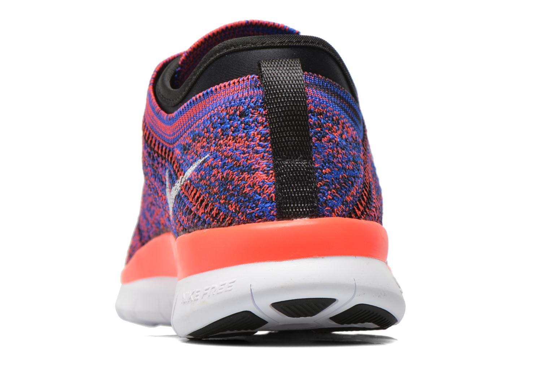 Chaussures de sport Nike Wmns Nike Free Tr Flyknit Multicolore vue droite