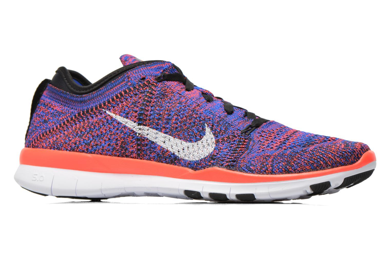Chaussures de sport Nike Wmns Nike Free Tr Flyknit Multicolore vue derrière