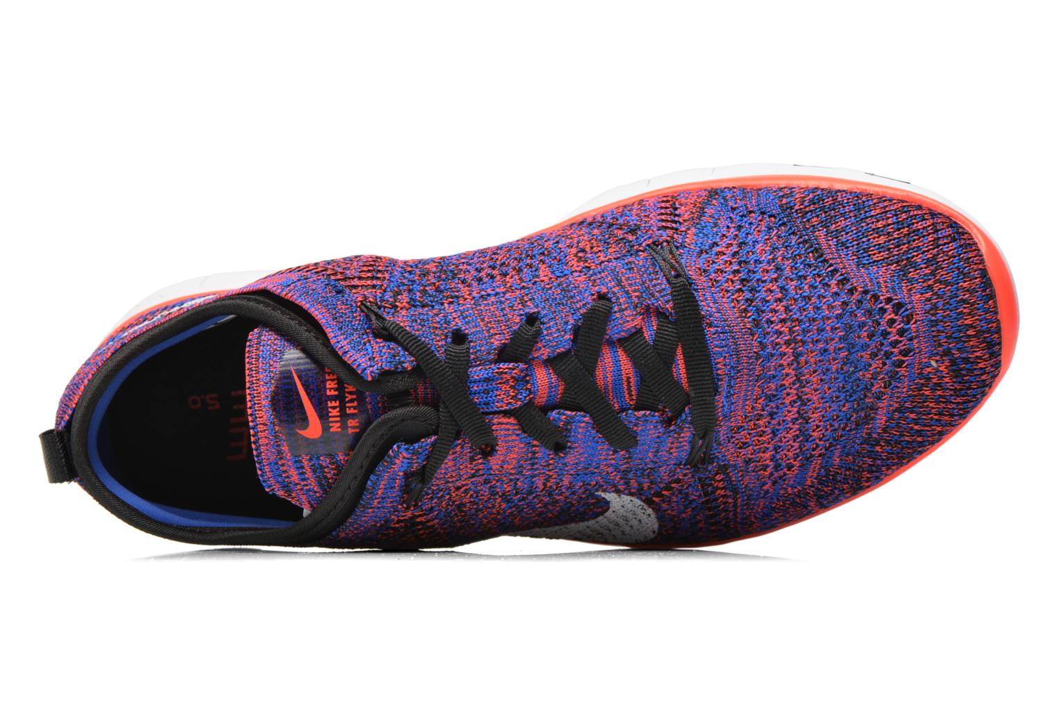 Chaussures de sport Nike Wmns Nike Free Tr Flyknit Multicolore vue gauche