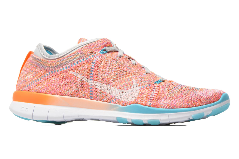 Chaussures de sport Nike Wmns Nike Free Tr Flyknit Orange vue derrière
