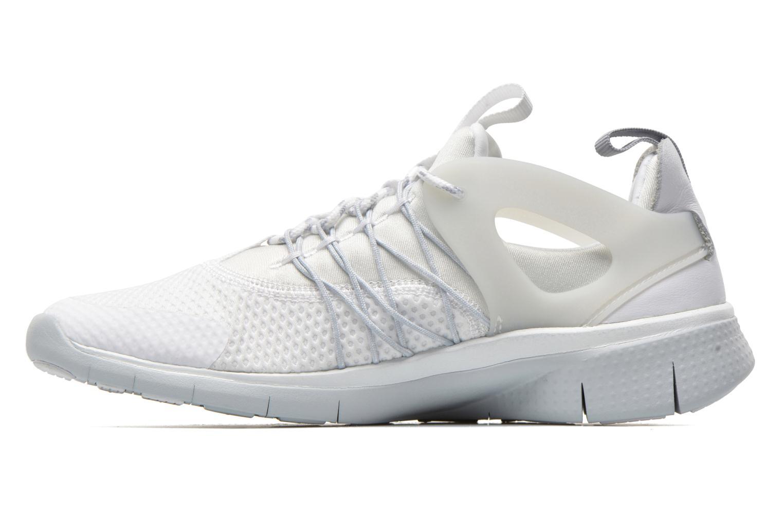 Wmns Nike Free Viritous White/White-Wolf Grey-Pr Pltnm