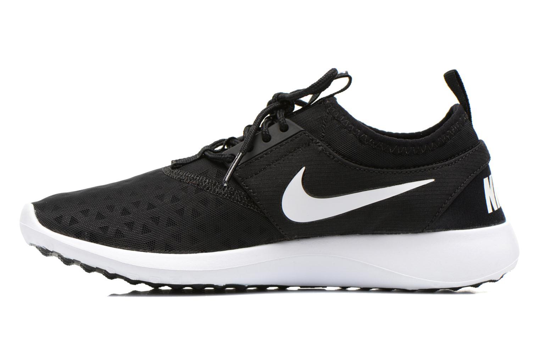 Sneaker Nike Wmns Nike Juvenate schwarz ansicht von vorne