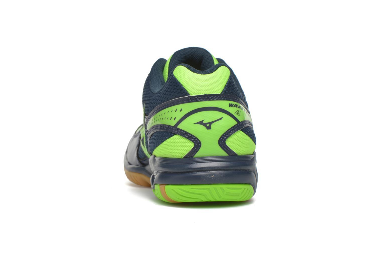 Sportschoenen Mizuno Wave Twister 4 Blauw rechts