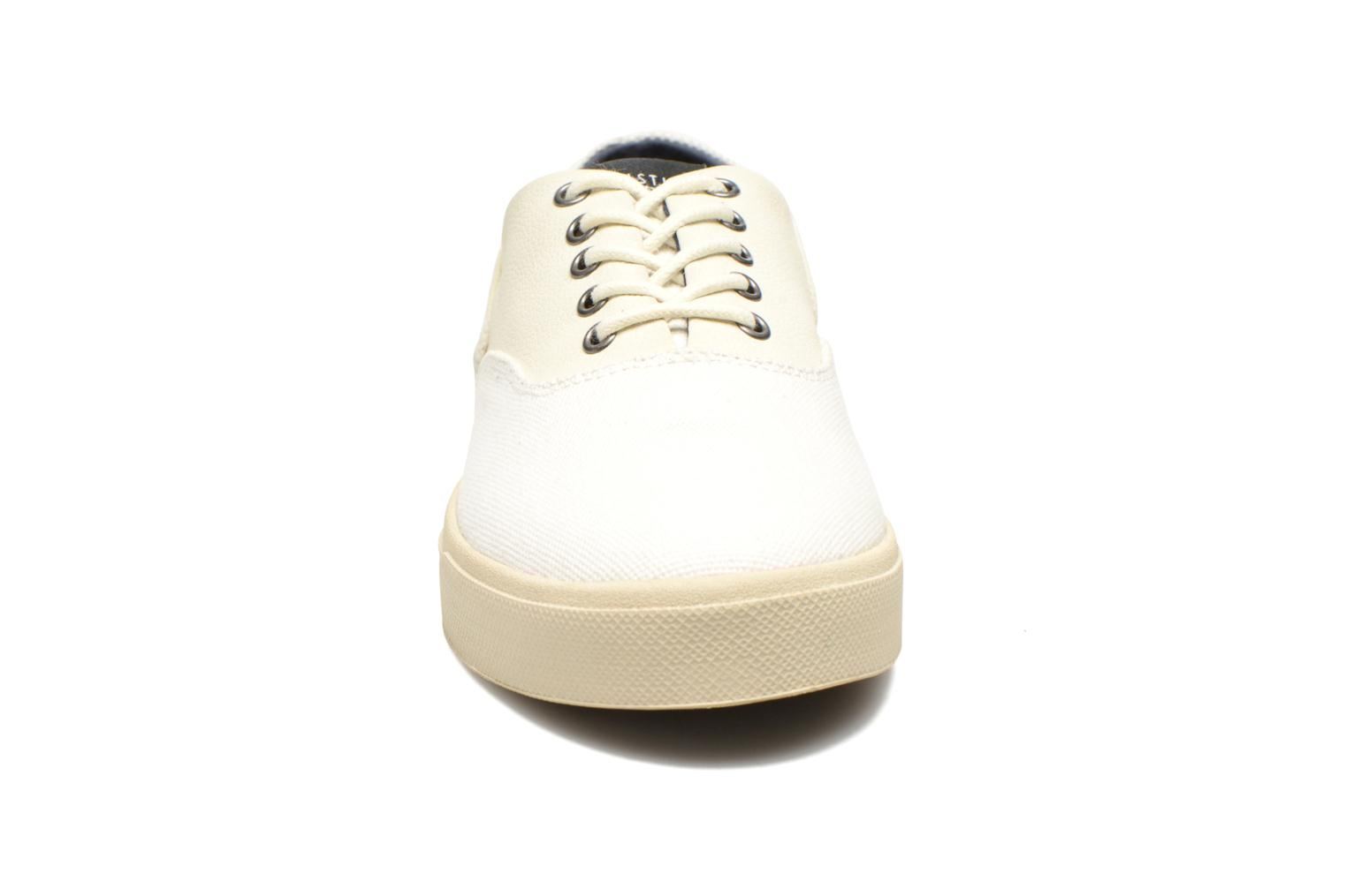 Sneakers Armistice Hope Trainer Canvas/Leather Grain Wit model