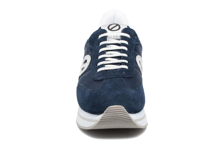 Sneaker No Name Eden Jogger blau schuhe getragen