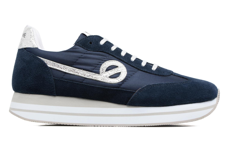 Sneakers No Name Eden Jogger Blauw achterkant