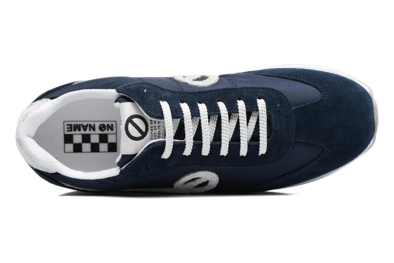 Sneaker No Name Eden Jogger blau ansicht von links