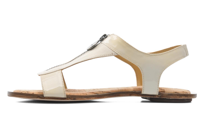Sandales et nu-pieds Geox D Sweetness B D42L7B Beige vue face