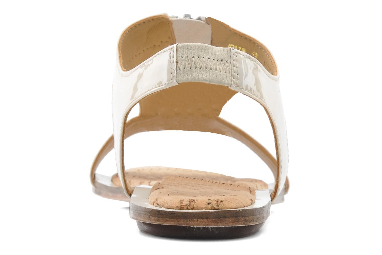 Sandales et nu-pieds Geox D Sweetness B D42L7B Beige vue droite