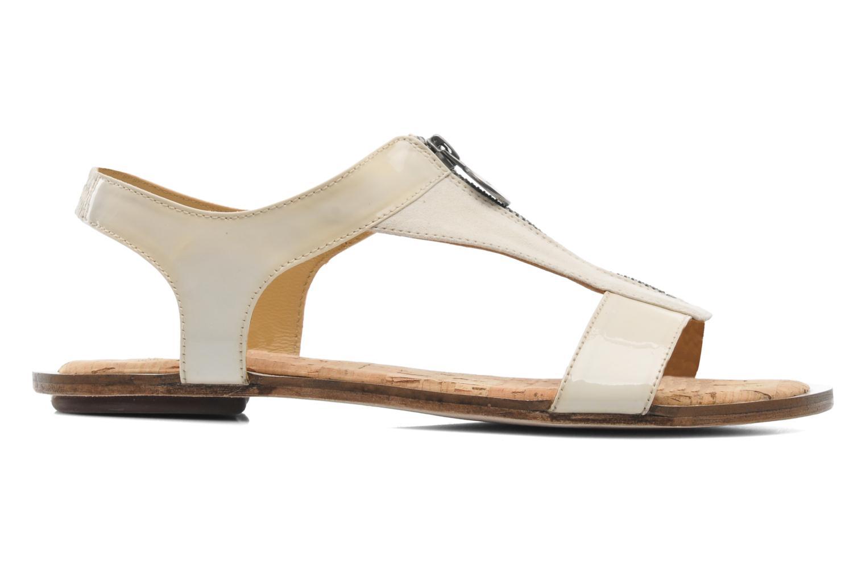 Sandales et nu-pieds Geox D Sweetness B D42L7B Beige vue derrière