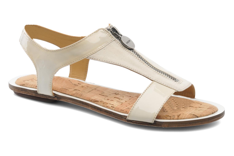 Sandales et nu-pieds Geox D Sweetness B D42L7B Beige vue détail/paire