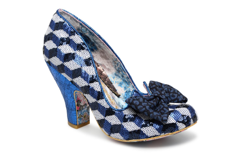 Grandes descuentos últimos zapatos Irregular choice Nick of Time (Azul) - Zapatos de tacón Descuento