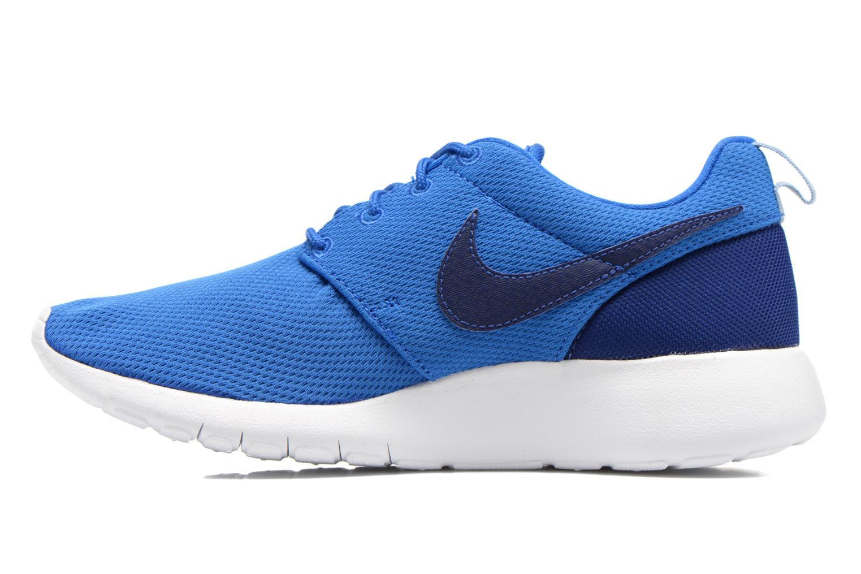 Baskets Nike NIKE ROSHE ONE (GS) Bleu vue face