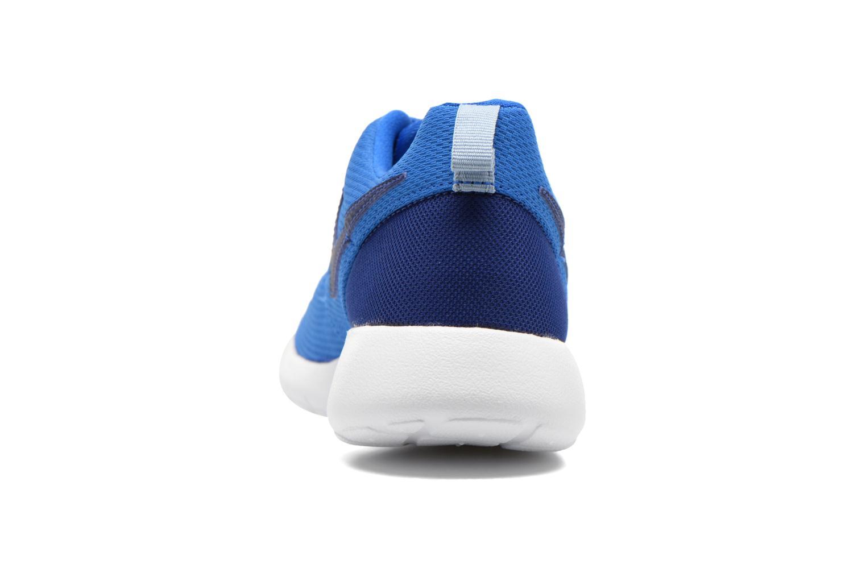 Baskets Nike NIKE ROSHE ONE (GS) Bleu vue droite