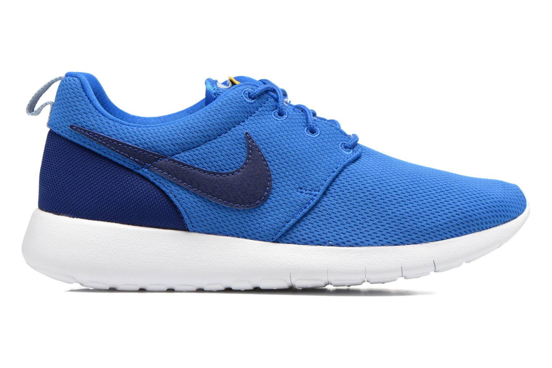 Baskets Nike NIKE ROSHE ONE (GS) Bleu vue derrière