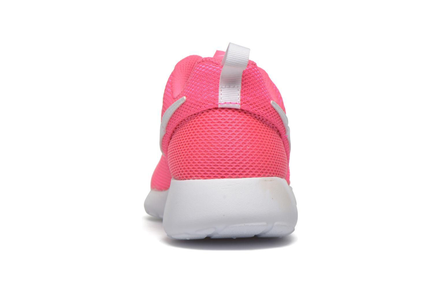 Baskets Nike NIKE ROSHE ONE (GS) Rose vue droite
