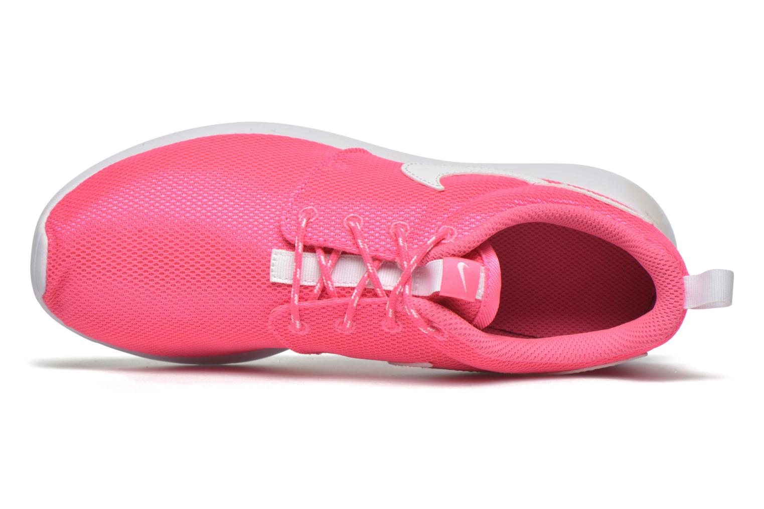 NIKE ROSHE ONE (GS) Pink Blast/White