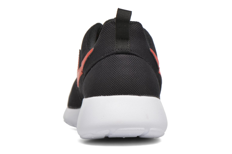 Baskets Nike NIKE ROSHE ONE (GS) Noir vue droite