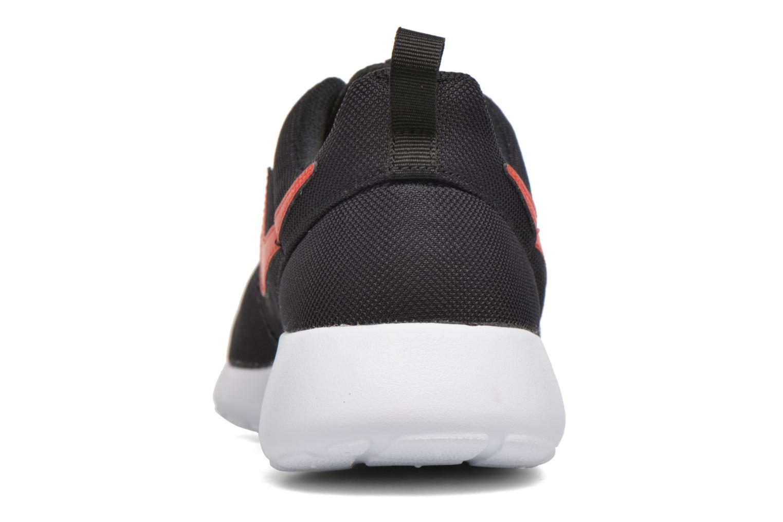Sneakers Nike NIKE ROSHE ONE (GS) Nero immagine destra
