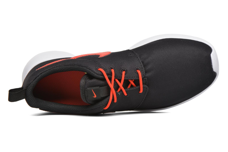 Sneakers Nike NIKE ROSHE ONE (GS) Nero immagine sinistra