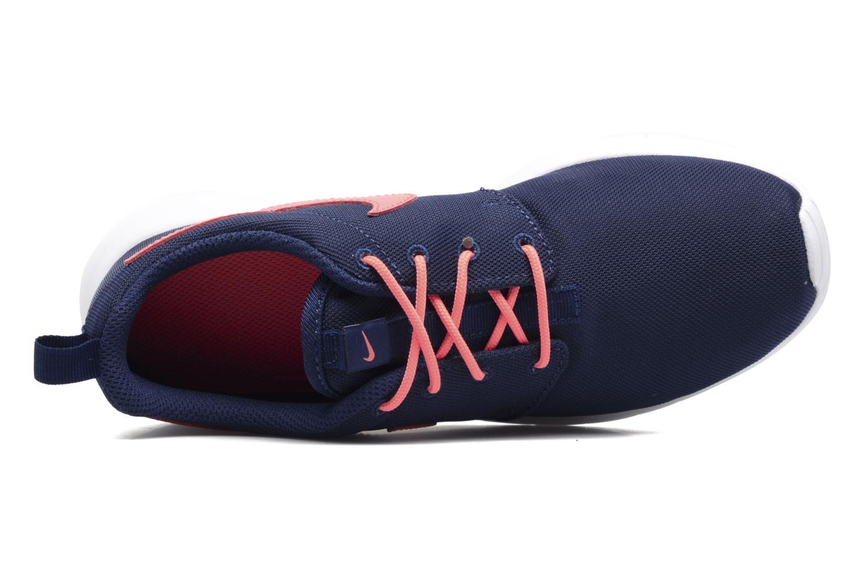 Baskets Nike NIKE ROSHE ONE (GS) Bleu vue gauche