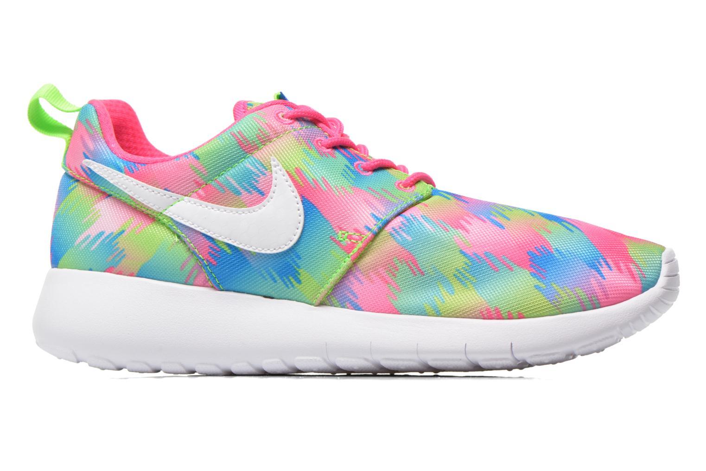 Sneaker Nike NIKE ROSHE ONE PRINT (GS) mehrfarbig ansicht von hinten