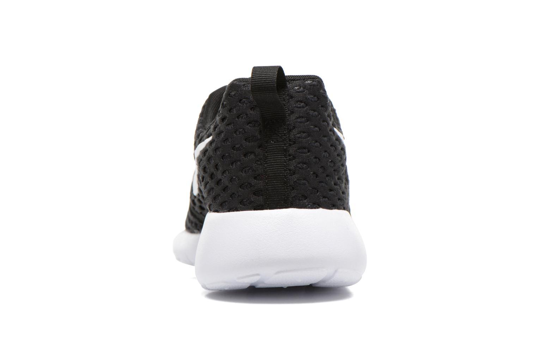 Sneaker Nike ROSHE ONE FLIGHT WEIGHT (GS) schwarz ansicht von rechts