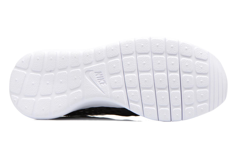 Sneaker Nike ROSHE ONE FLIGHT WEIGHT (GS) schwarz ansicht von oben