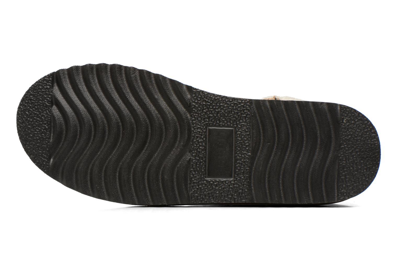 Boots en enkellaarsjes Esprit Uma Leo Boot 050 Beige boven