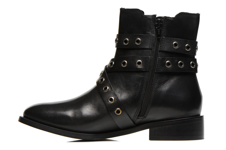Boots en enkellaarsjes Esprit Cara Bootie 032 Zwart voorkant