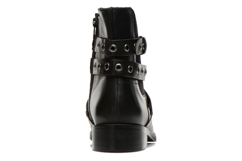 Boots en enkellaarsjes Esprit Cara Bootie 032 Zwart rechts