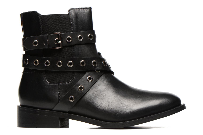 Boots en enkellaarsjes Esprit Cara Bootie 032 Zwart achterkant