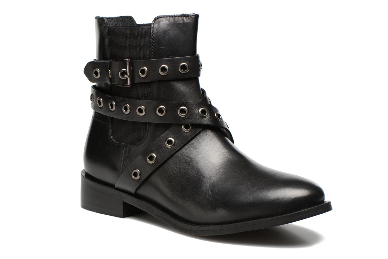 Bottines et boots Esprit Cara Bootie 032 Noir vue détail/paire