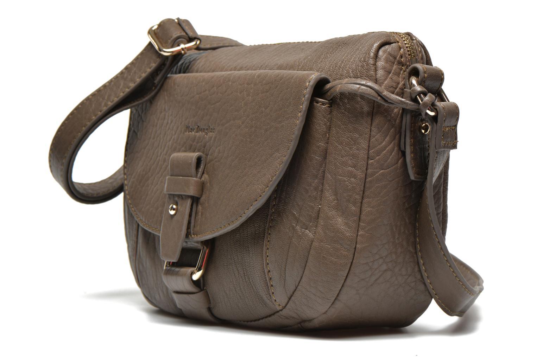 Handtaschen Mac Douglas BROOKLYN Blexen braun schuhe getragen
