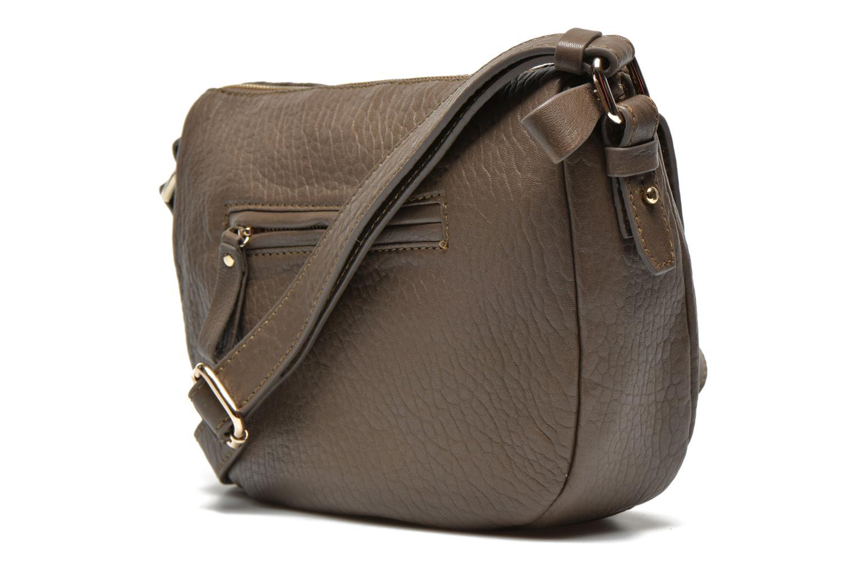 Handtaschen Mac Douglas BROOKLYN Blexen braun ansicht von rechts