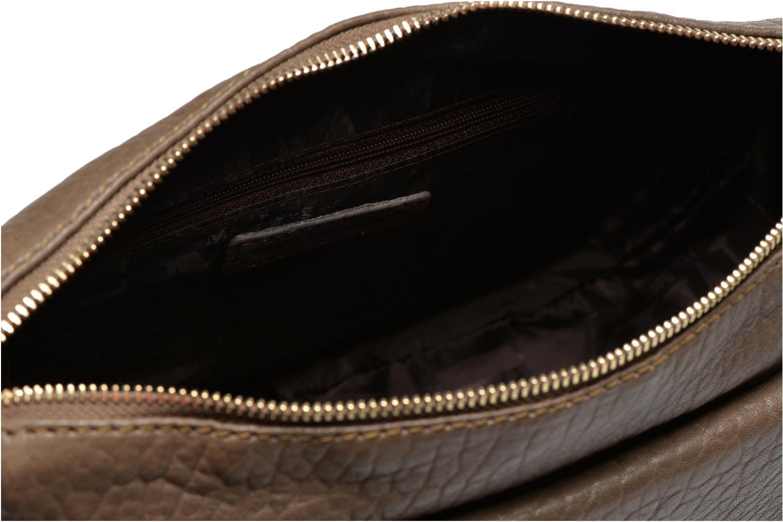 Handtaschen Mac Douglas BROOKLYN Blexen braun ansicht von hinten