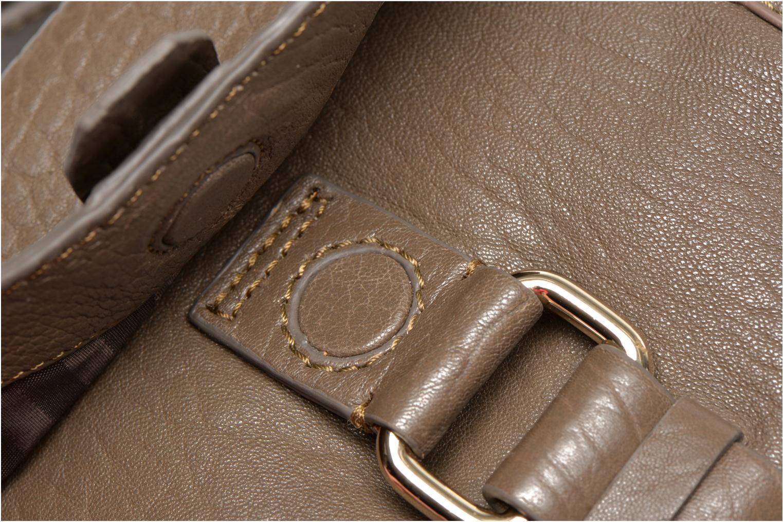 Handtaschen Mac Douglas BROOKLYN Blexen braun ansicht von links