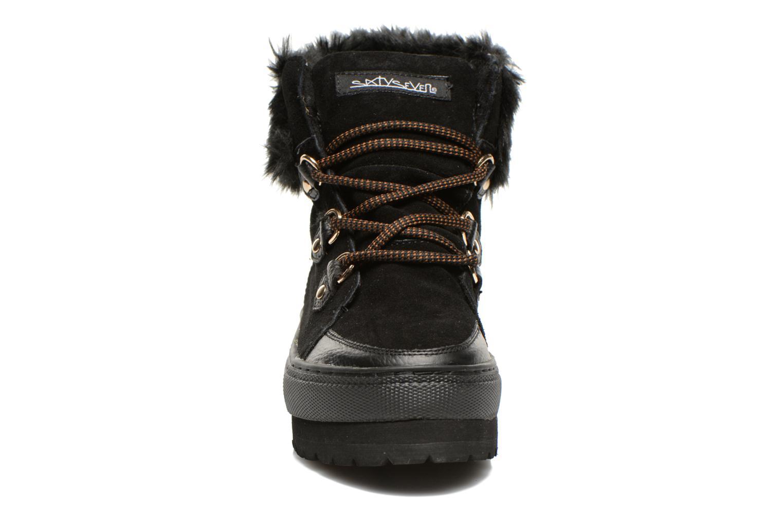 Bottines et boots Sixty Seven Harvyn Noir vue portées chaussures