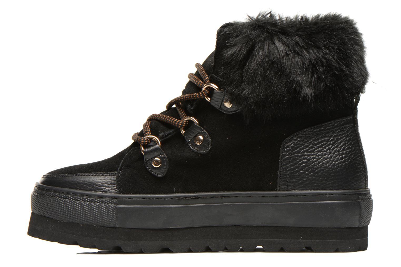 Bottines et boots Sixty Seven Harvyn Noir vue face